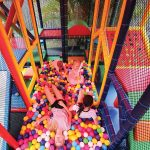 mobile playground hire