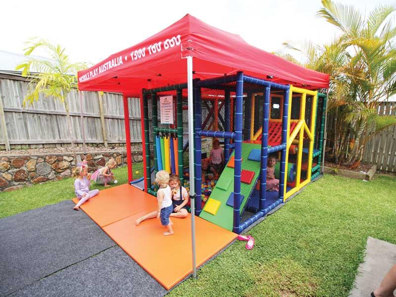 playground parties