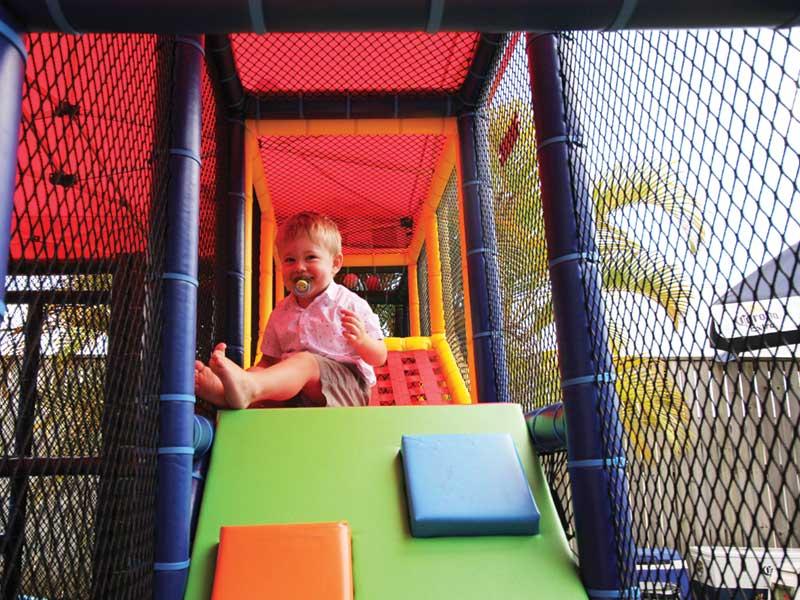 playground party