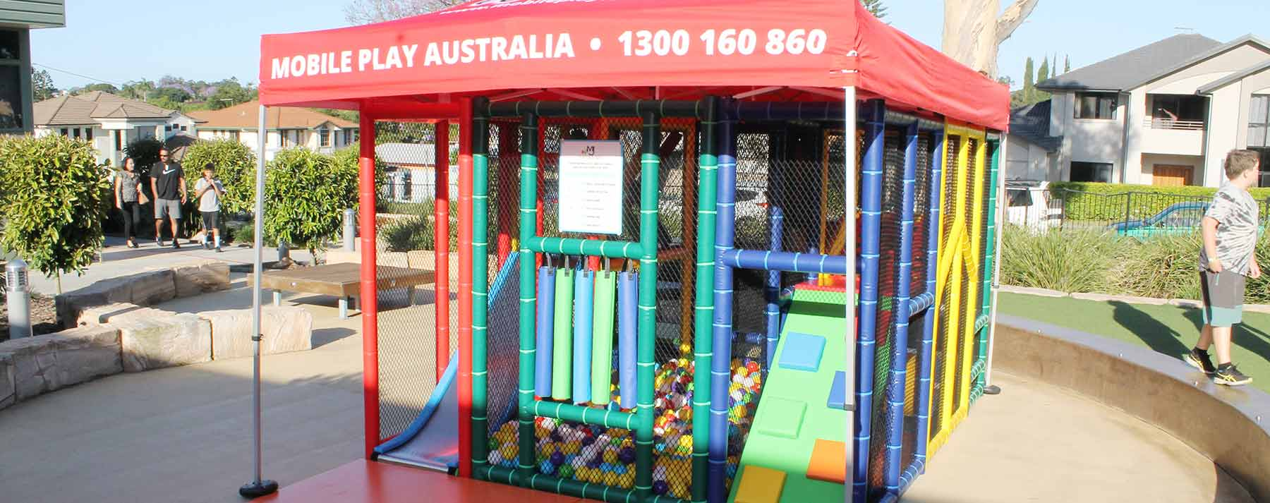 Mobile Playground at Expo